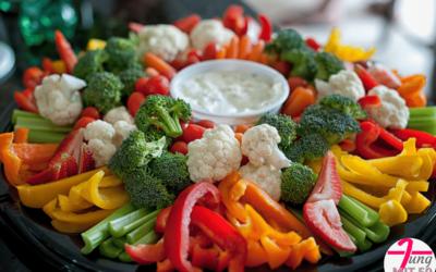 Fitness – Rezept Blumenkohl-Brokkoli-Salat