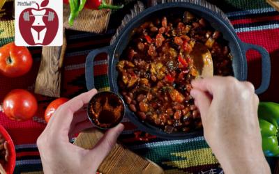 Schnelles veganes Chili – low carb und high protein