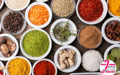 Linsen Curry mit Möhren und Lauch