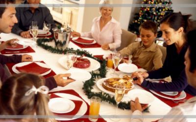 Entspanntere Weihnachten ohne Kalorienzählen / Spickzettel für die Festtage zum Ausdrucken