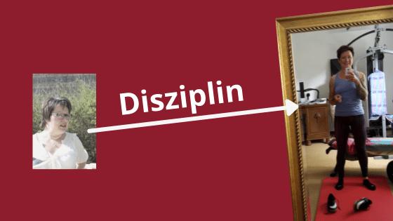 Zum Traumkörper mit Disziplin – nur wie?