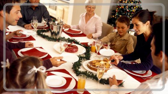 So wird Weihnachten entspannter und du hältst sogar dein Gewicht
