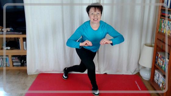 Bauch – Beine – Po Training für Anfängerinnen, Woche 3