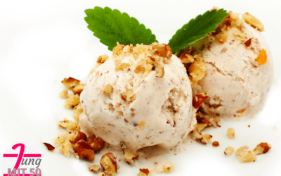 Nuss – Joghurt – Eis selbstgemacht